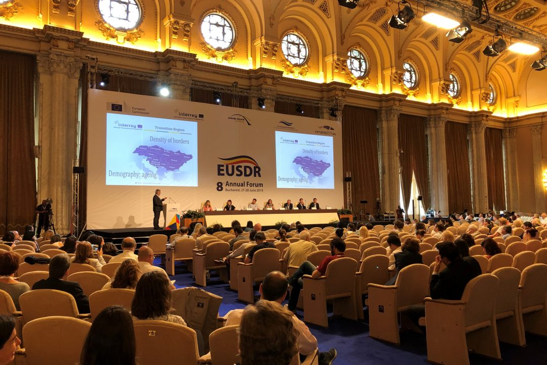 8th Annual Forum in Bucharest