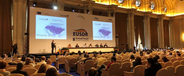 8th Annual Forum in Bucharest