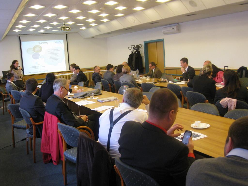 6TH SG MEETING