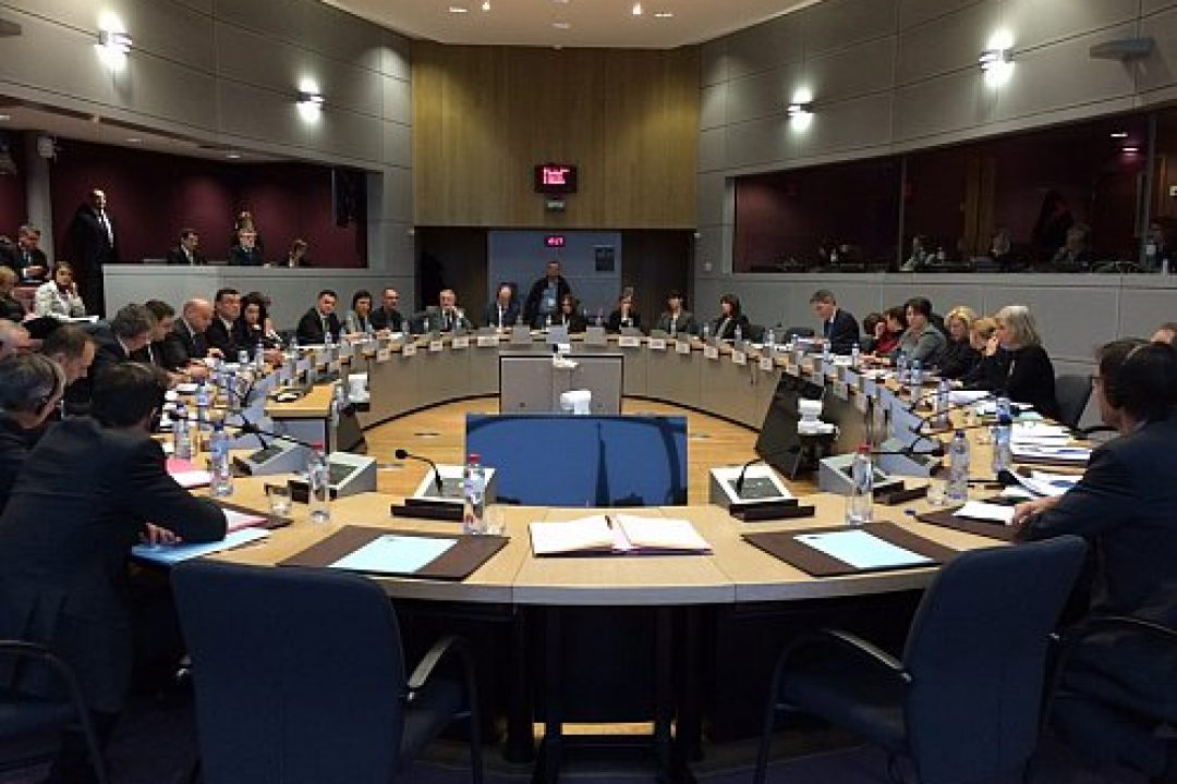 Fairway Rehabilitation and Maintenance Master Plan endorsed by Danube Ministerial Meeting on 3rd December 2014